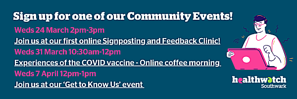 Ernest Foundation UK HIV NGO . Sign up for one of our Community Events